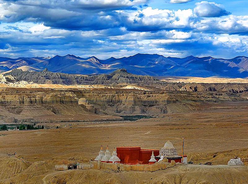 2020西藏行(十四)之古格王