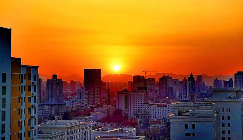 【摄影作品】窗外的城市