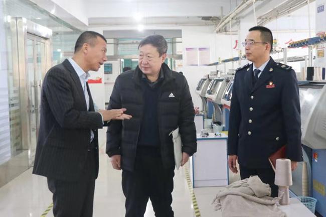 """邢台市税务局积极走访"""""""